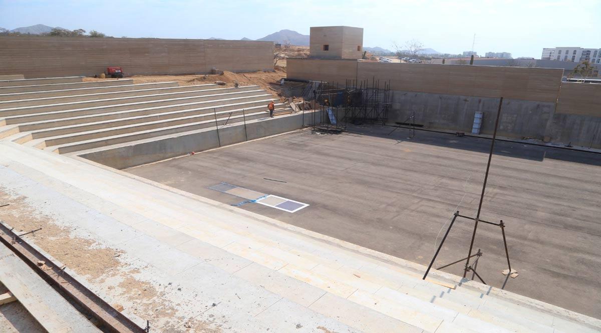 Concluirán el 28 de junio el Solaz Tenis Center en Los Cabos