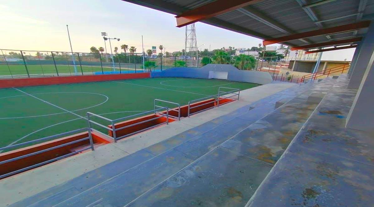 Están abiertos los espacios deportivos de Los Cabos al 50% de aforos
