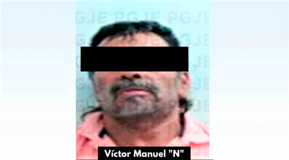 """Aseguran a """"El Meni"""" con droga en La Paz"""