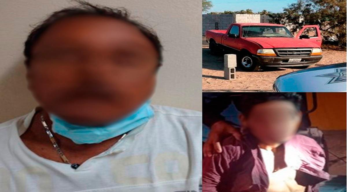 Detienen a 2 personas con droga y localizan un vehículo en La Paz