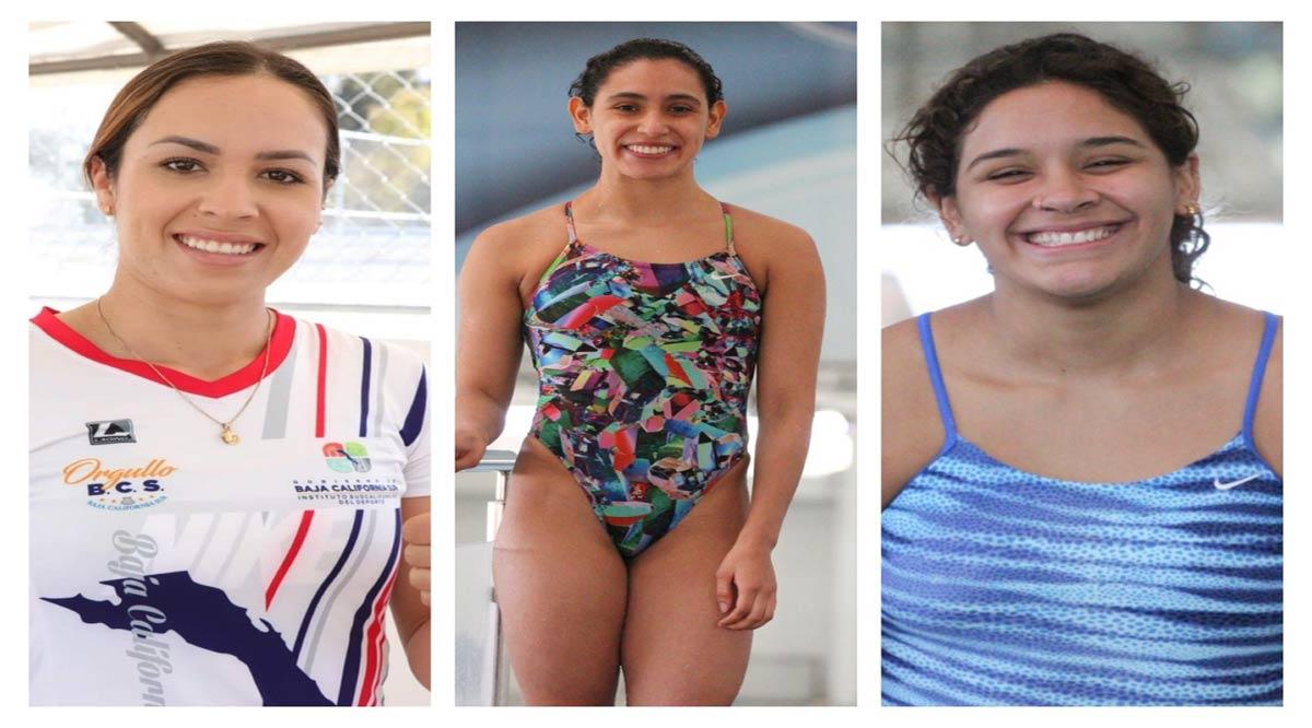 Obtienen sus plazas olímpicas Yuli Verdugo, Aranza Vázquez y Gaby Agúndez