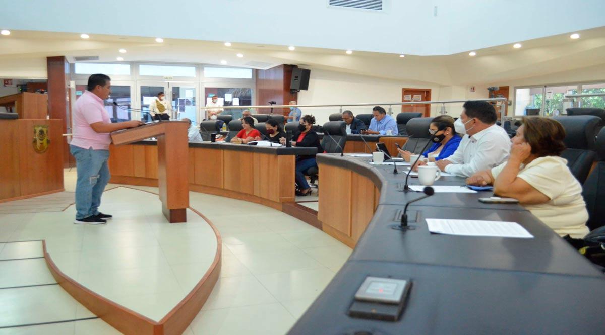 Ratifica la mayoría calificada del Congreso de BCS la elección de Auditor Superior del Estado