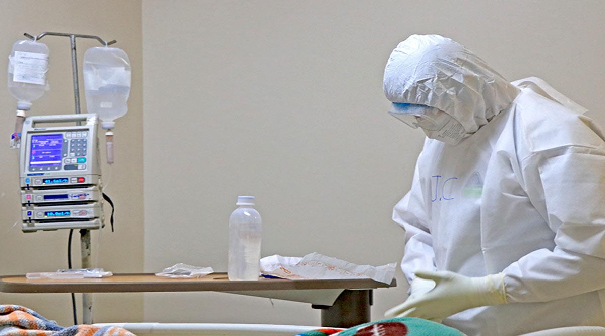 Reiteran autoridades de salud llamado a evitar aglomeraciones para reducir el Covid-19 en BCS