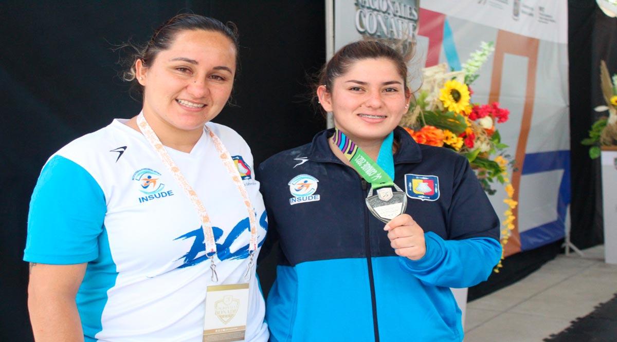 Suman pesistas 5 medallas más a BCS en Nacionales Conade