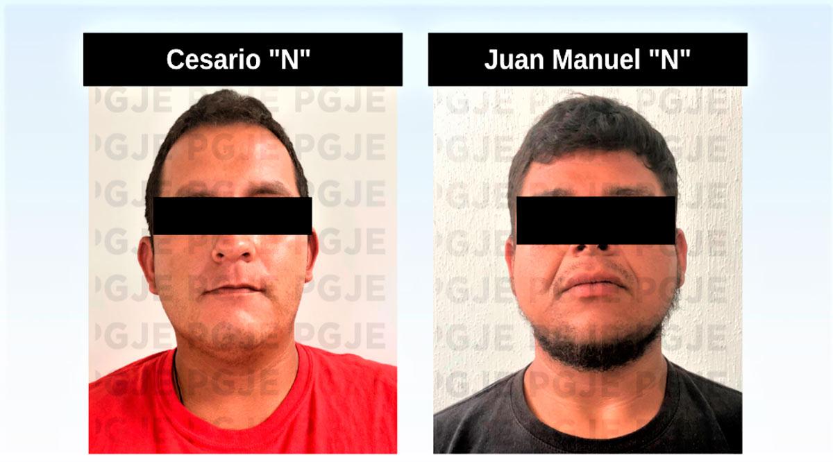 Detienen a 2 sujetos por robo en Los Cabos