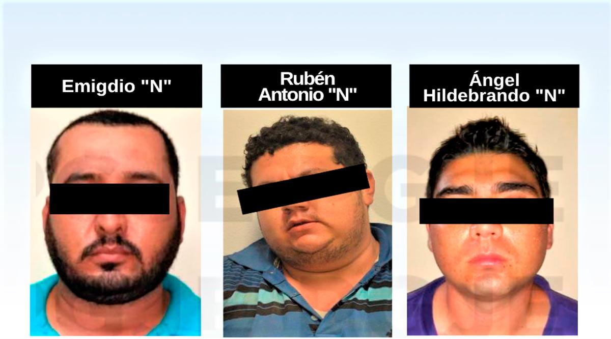 Estarán en prisión 50 años responsables de secuestro en La Paz