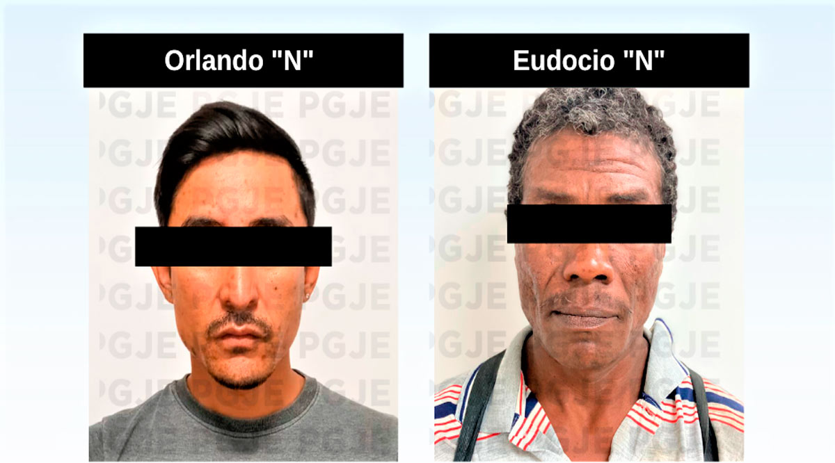 Aprehenden a 3 hombres por diversos delitos en BCS