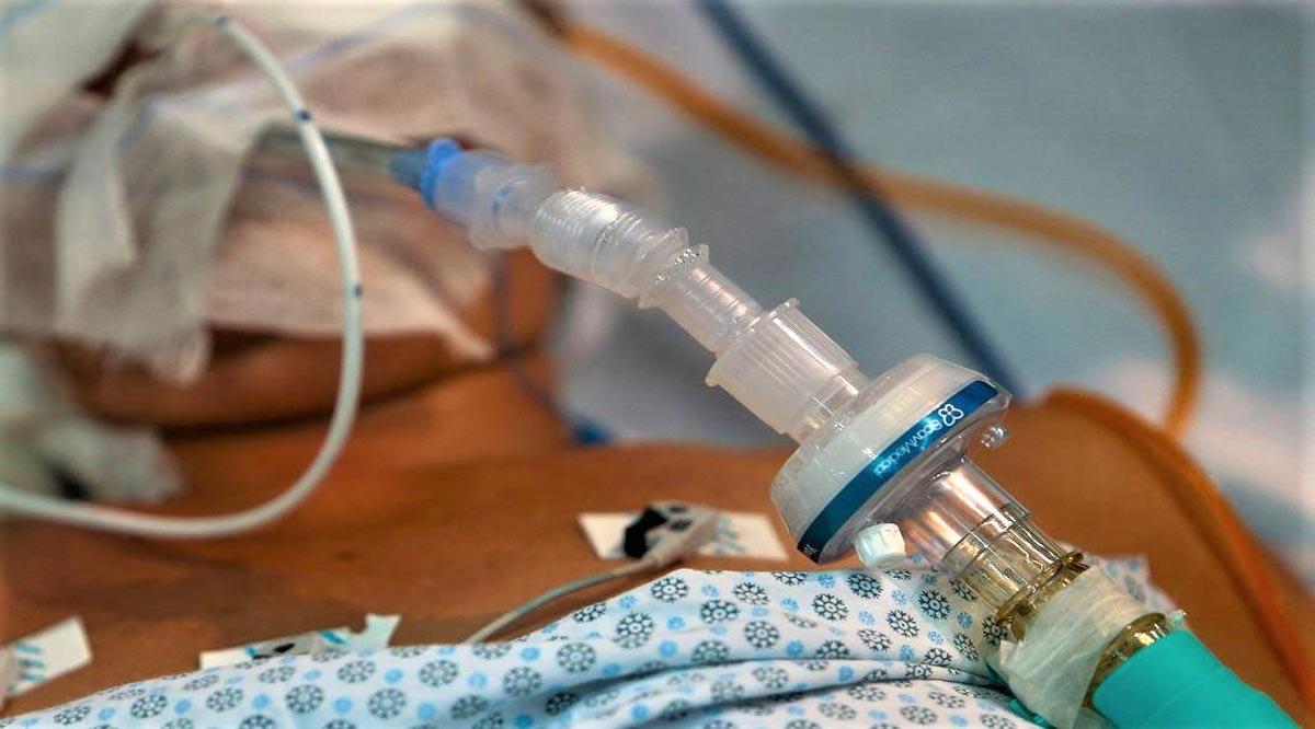 Tiene BCS dos personas intubadas por Covid-19; uno de ellos es un menor de edad