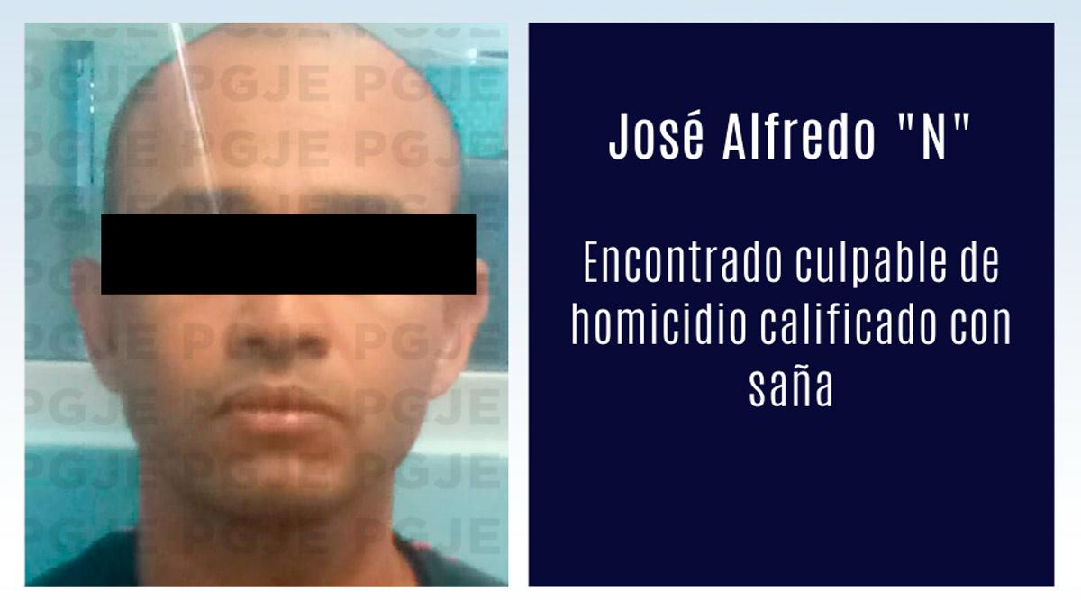 Condena a sujeto por homicidio calificado con saña en La Paz