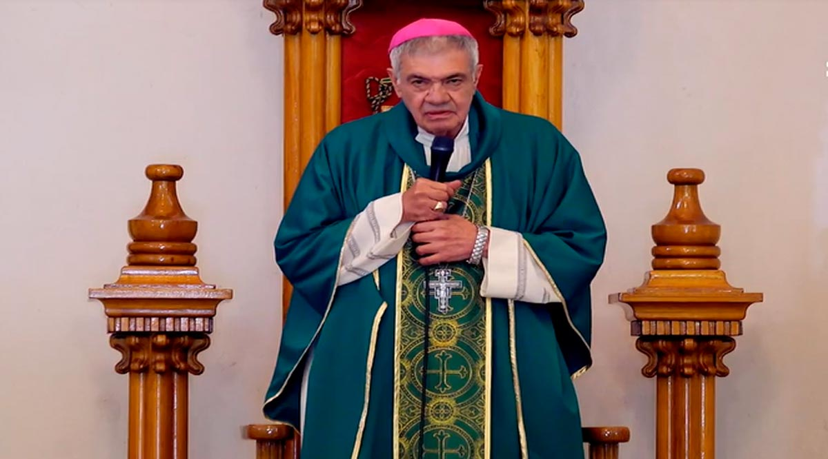 Llama el Obispo a no acobardarse ante la pandemia y pide apoyo para las Brígidas