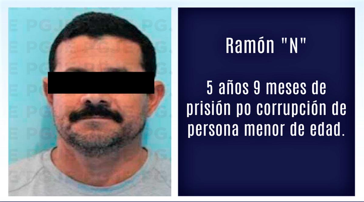Sentencian a sujeto a 5 años 9 meses de prisión por corrupción de menores en Comondú
