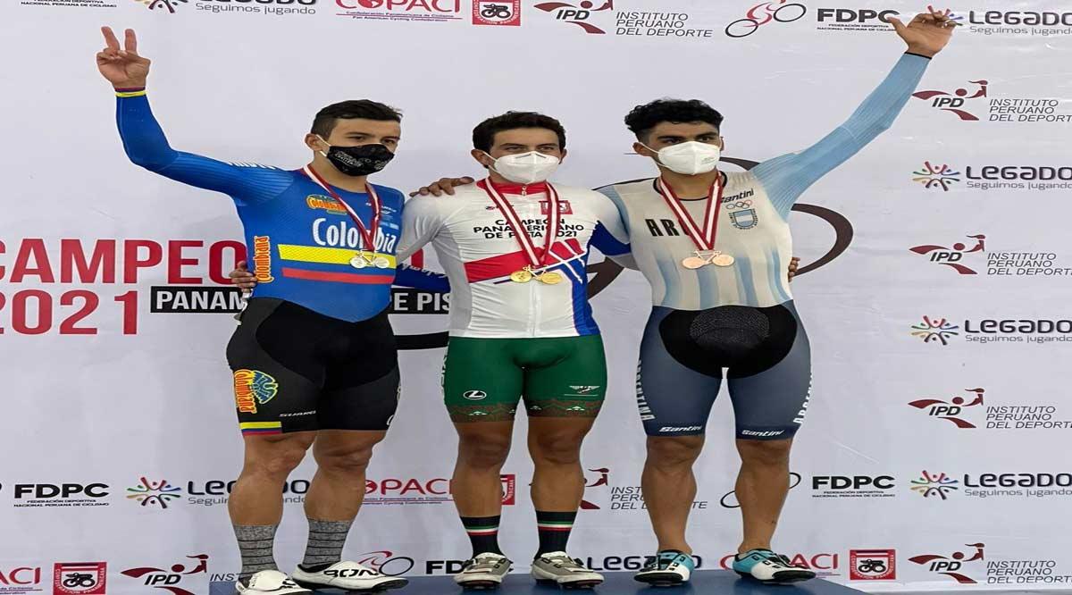 Logró Ricardo Peña el oro en el Panamericano en Perú