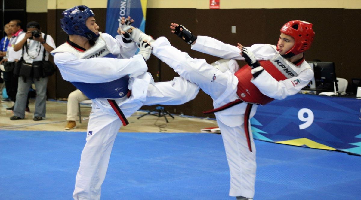 Se reporta listo Jean Karlo Talamantes para obtener medalla de oro en los Nacionales Conade  en TKD