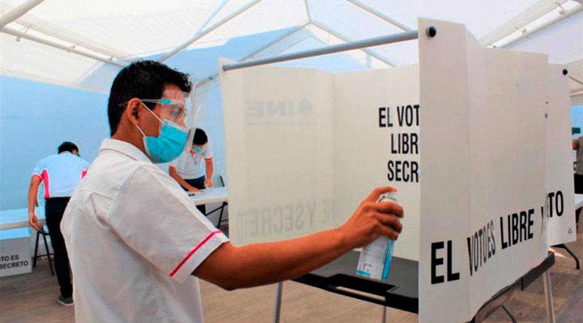 Vigilarán que se respeten las medidas sanitarias durante las elecciones en Los Cabos