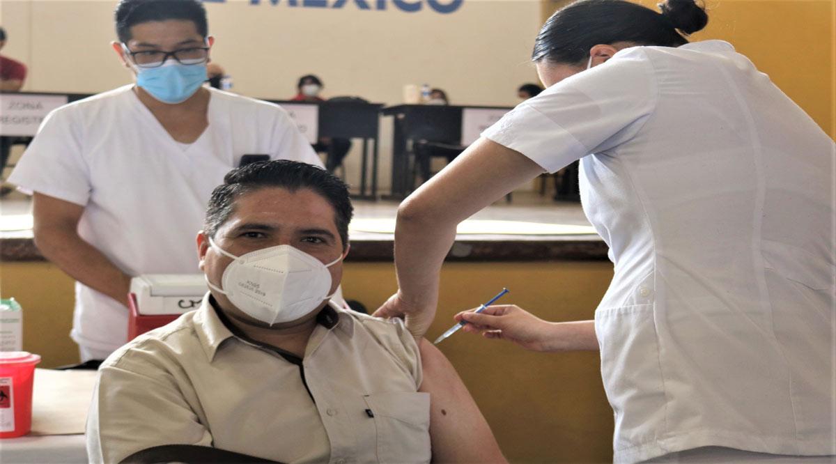 Segundas dosis de Pfizer para 50-59 en zona rural de La Paz y urbana de Los Cabos
