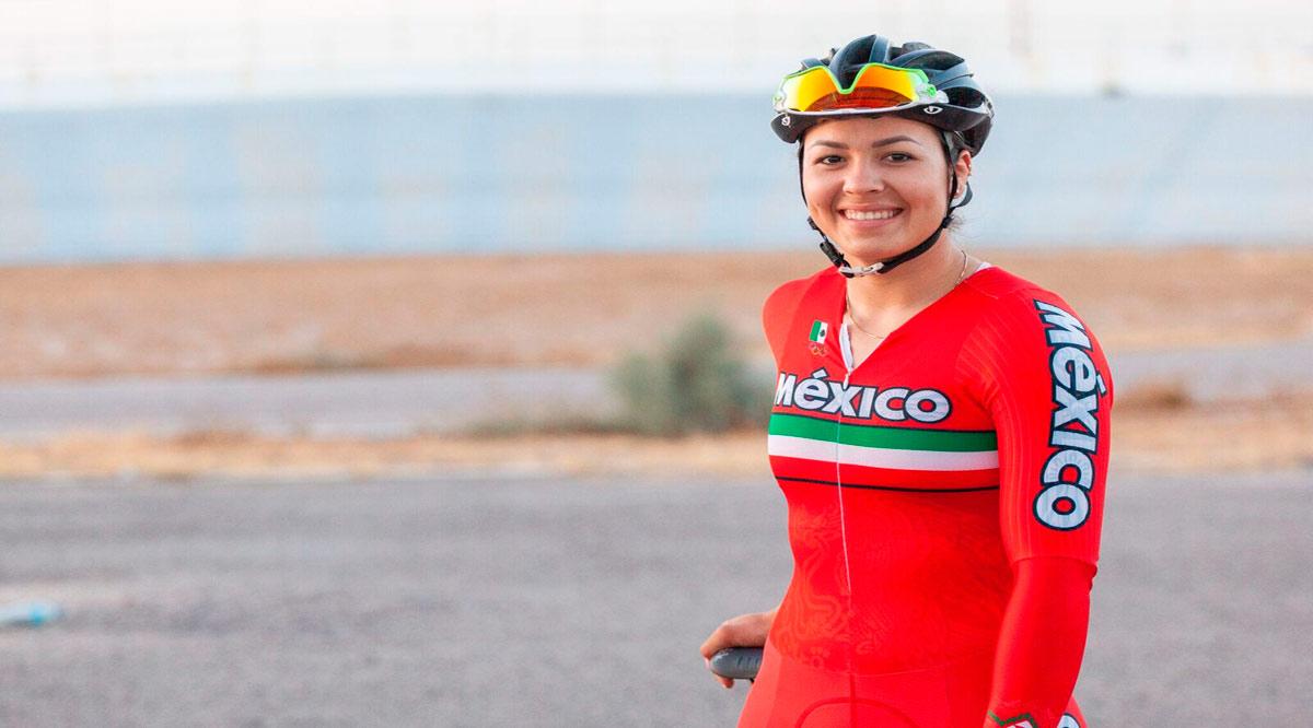 Ratifican a la ciclista Yuli Verdugo en la Selección Olímpica Tokio 2020