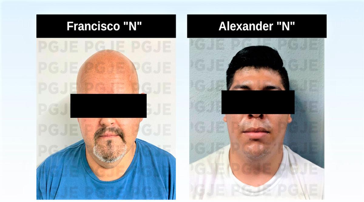 Aprehenden a 2 sujetos por el delito de violación equiparada agravada en BCS