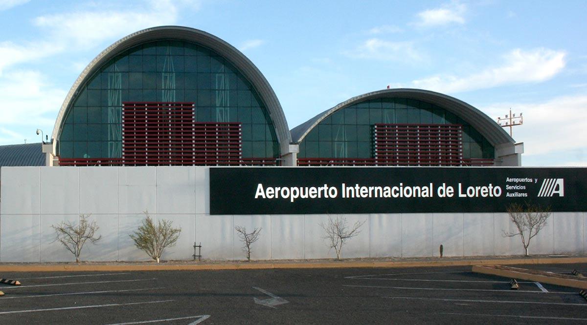 Realizarán simulacro de amenaza de bomba en el Aeropuerto de Loreto