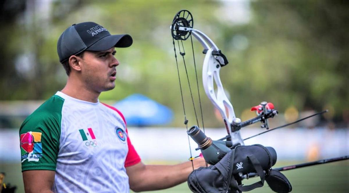 Se prepara Antonio Hidalgo para el Campeonato Mundial de Tiro