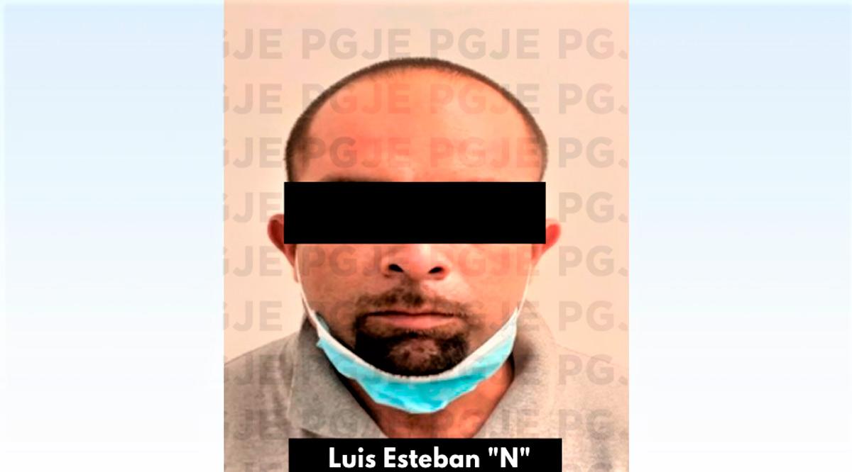 """Aseguran a """"El Pelón"""" en La Paz en posesión de 250 dosis de cristal"""