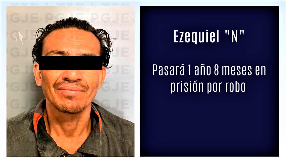 Estará en prisión 1 año 8 meses por el robo a un Oxxo en La Paz