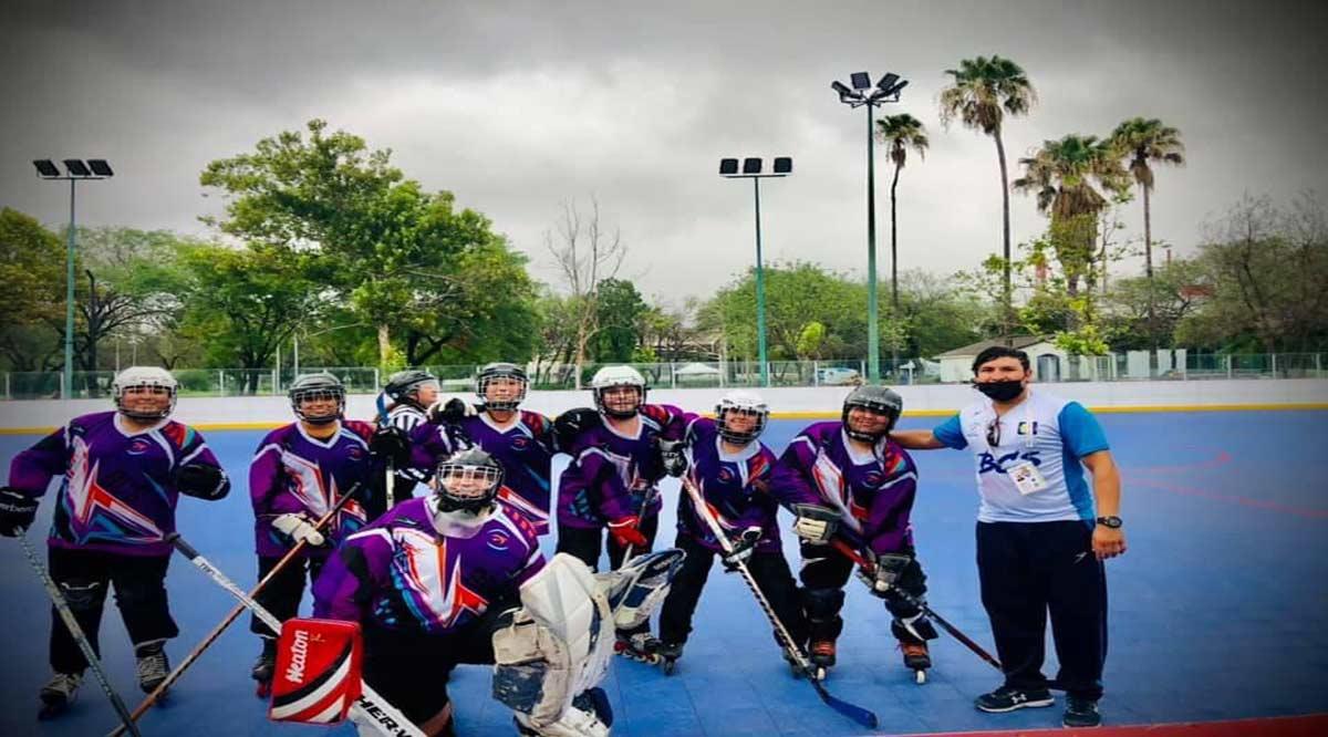 Triunfo histórico para el equipo de BCS de In Line Hockey