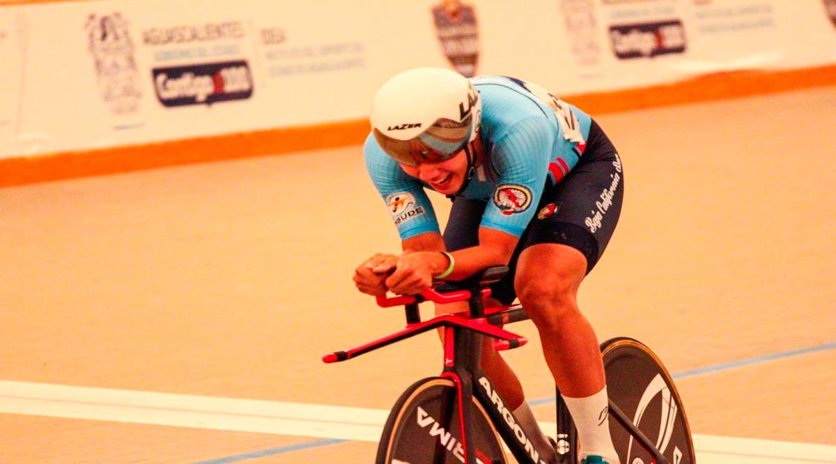 Dos preseas áureas más para BCS en ciclismo
