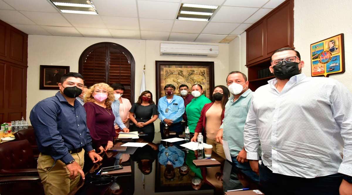Inicia el proceso de transición en el Ayuntamiento de Los Cabos
