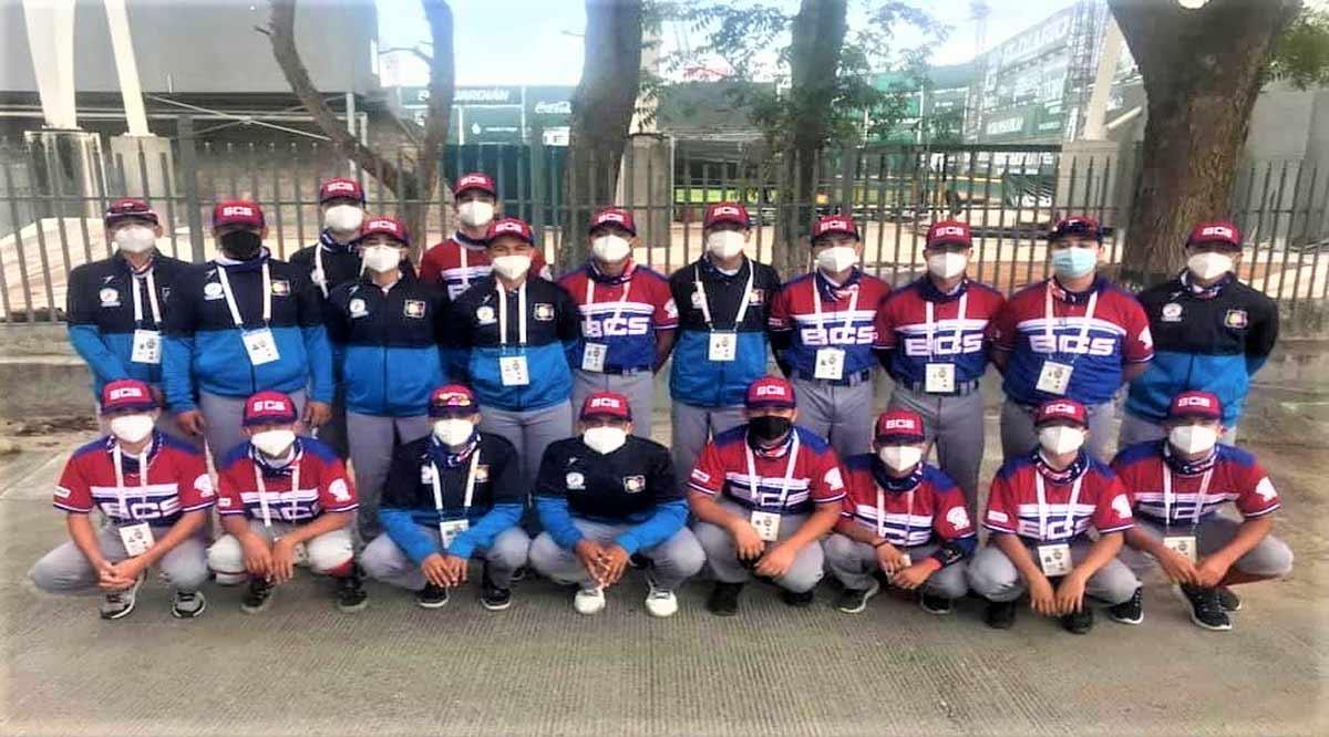Cuarto lugar para la selección de beisbol de BCS