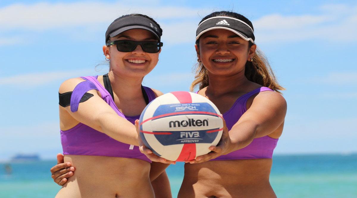 Se alistan deportistas de BCS del volibol de playa rumbo a los Nacionales Conade