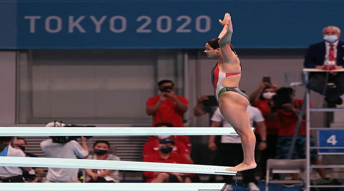 """""""Fue una gran experiencia Tokio 2020"""": Aranza Vázquez"""