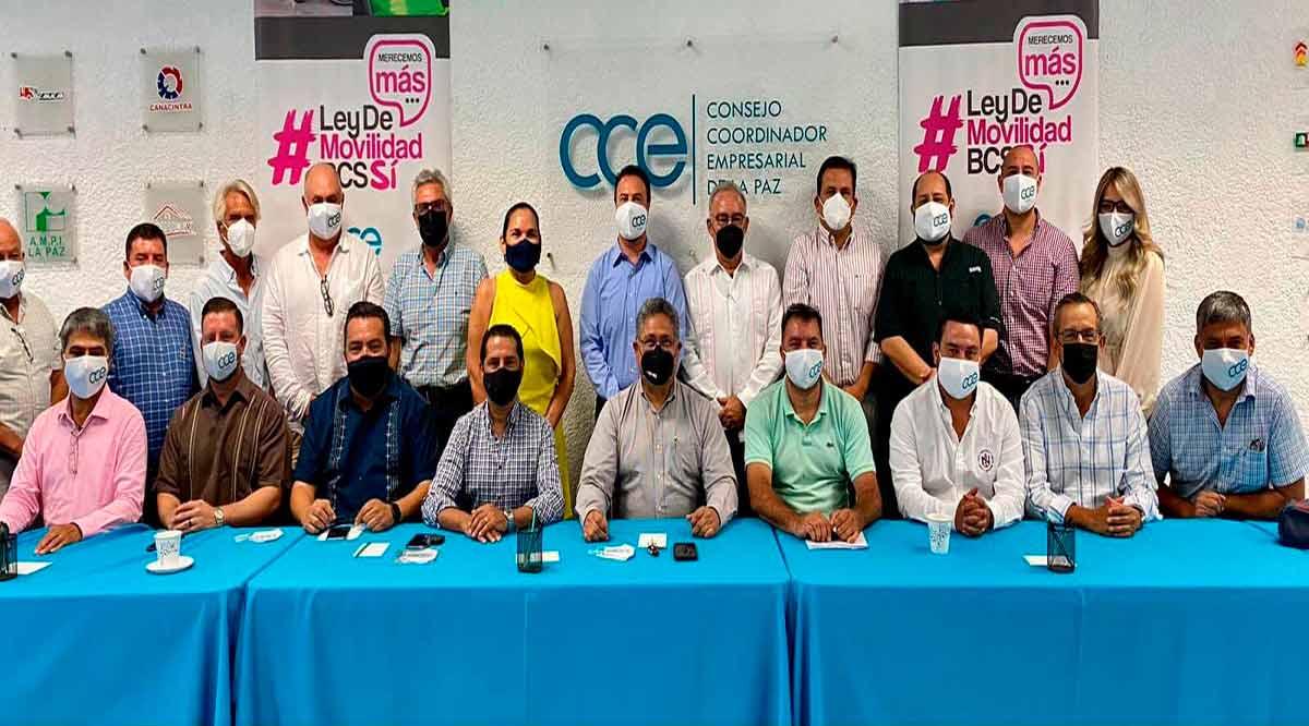 Asume Omar Salvador Gutiérrez la dirigencia del CCE de La Paz