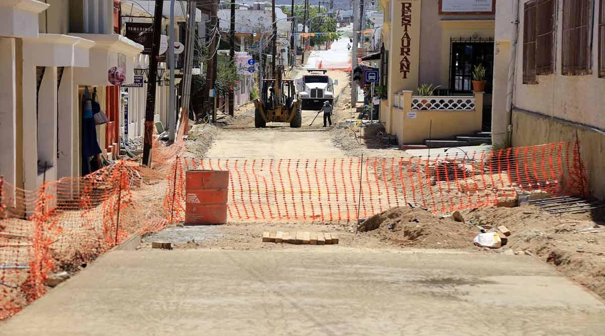 Abrirán en SJC la circulación de las calles Ignacio Zaragoza y Miguel Hidalgo en 2 semanas