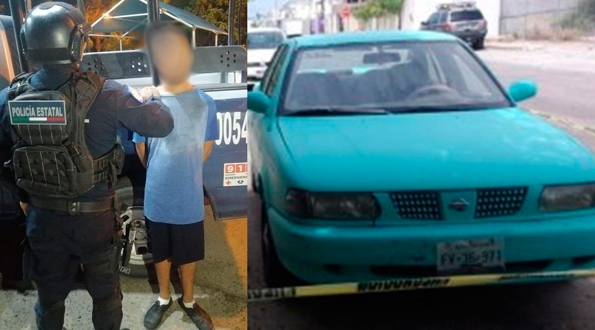 Detienen a una persona y recuperan un vehículo en La Paz