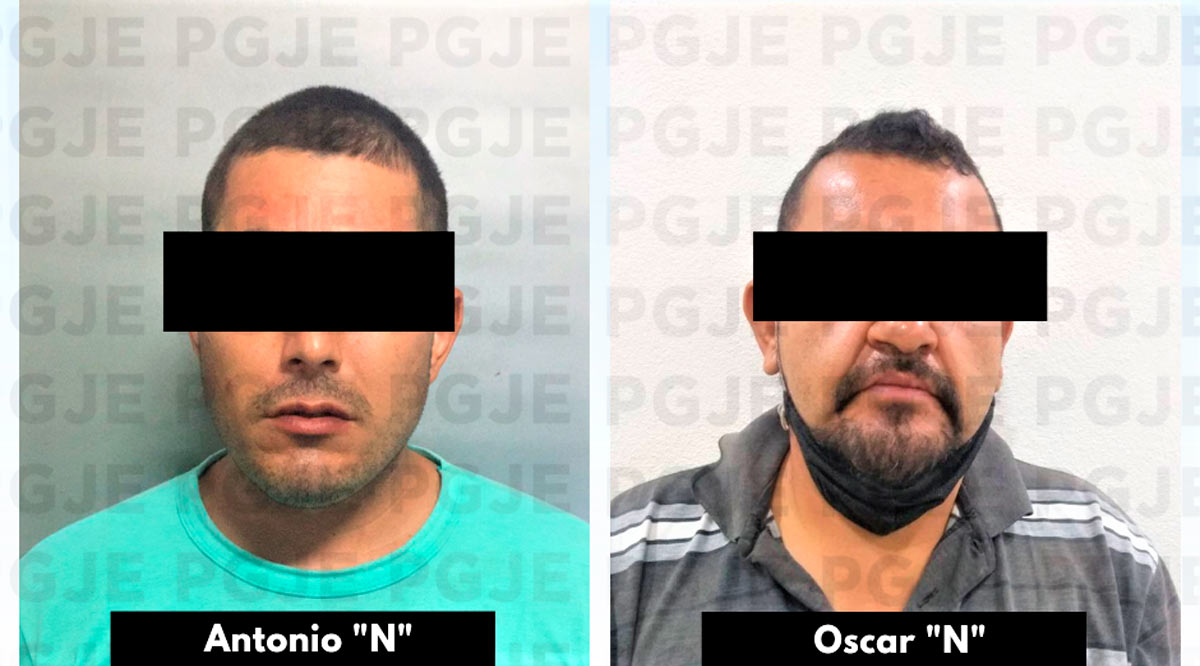 Detienen a 3 personas por su relación en hechos delictivos en La Paz