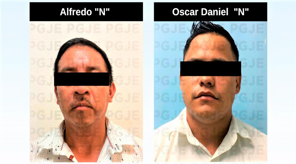 Detienen a 2 sujetos por su relación en hechos ilícitos en Los Cabos