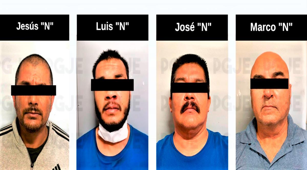 Llevaron ante el Juez a 5 personas por su relación en hechos delictivos en BCS
