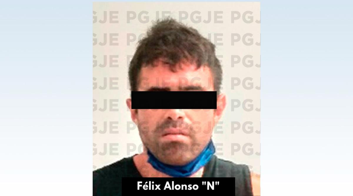 """Detienen a """"El Borrego"""" con 500 dosis de cristal en La Paz"""