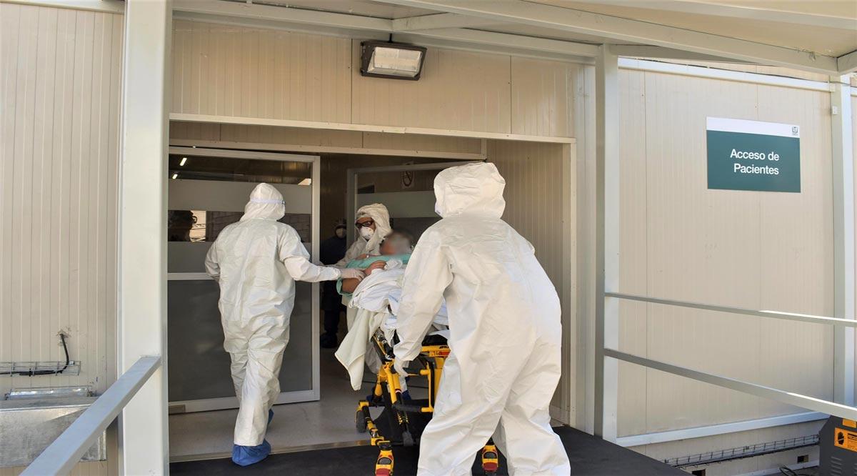 Cautela ante los buenos números de la pandemia en BCS: Víctor George