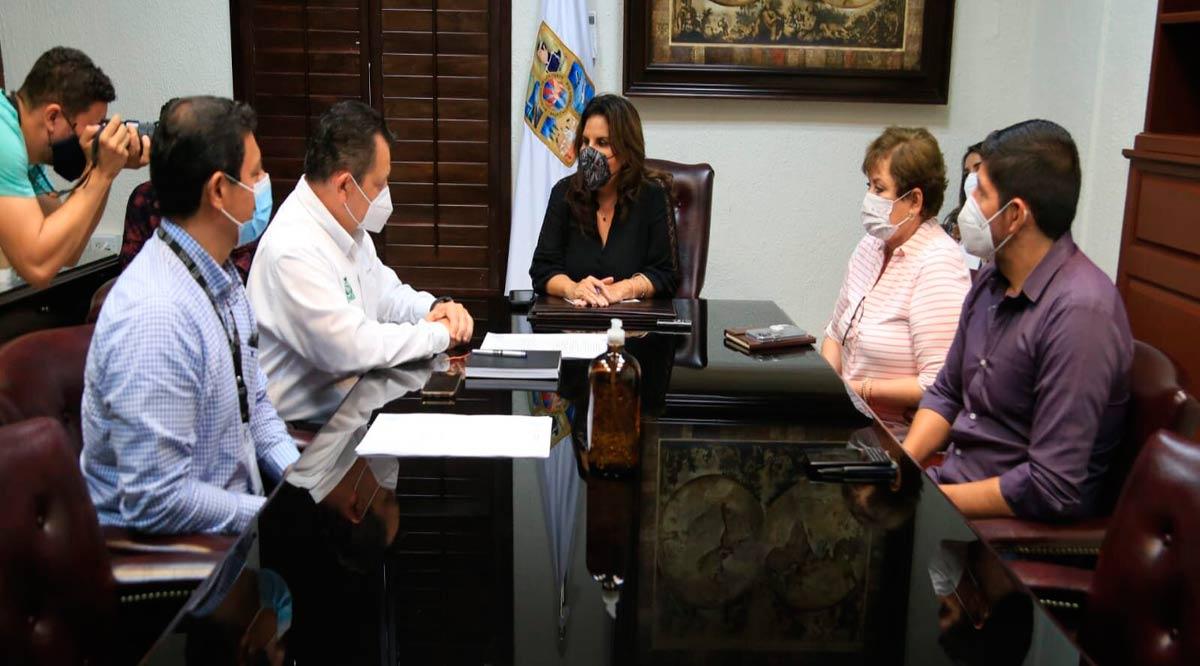 Donan predios al IMSS para construir un Hospital General Regional y una guardería en Los Cabos