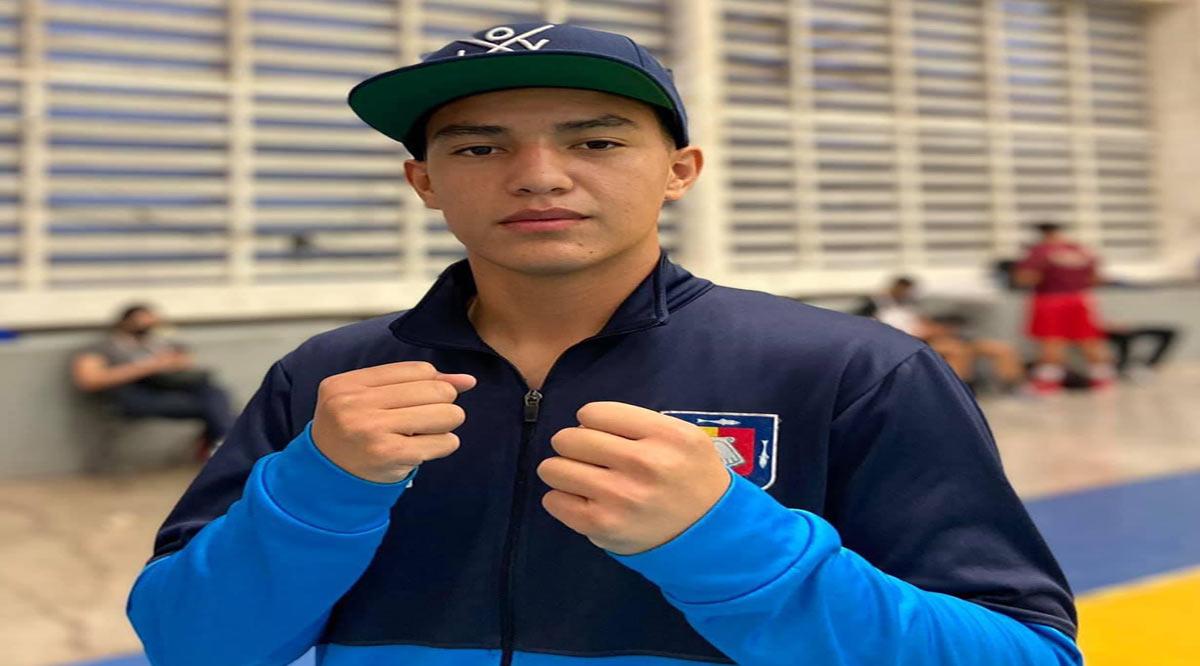 Convocan a Jaime Osuna a la selección nacional de boxeo