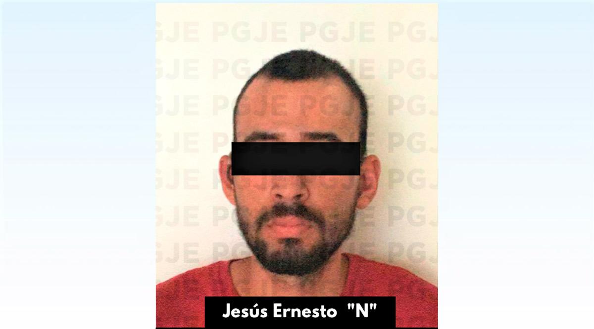 """Vinculado y prisión preventiva """"El Chuy"""" por el delito de feminicidio agravado en Los Cabos"""