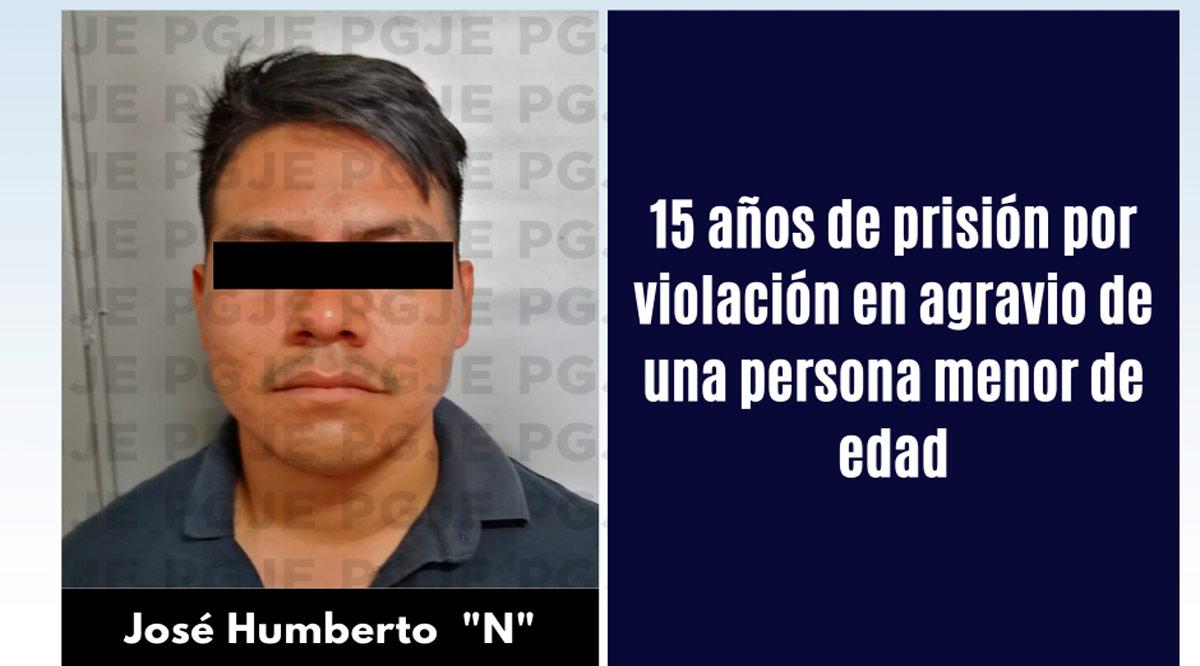Dan 15 años de prisión a sujeto por violación de menor en La Paz