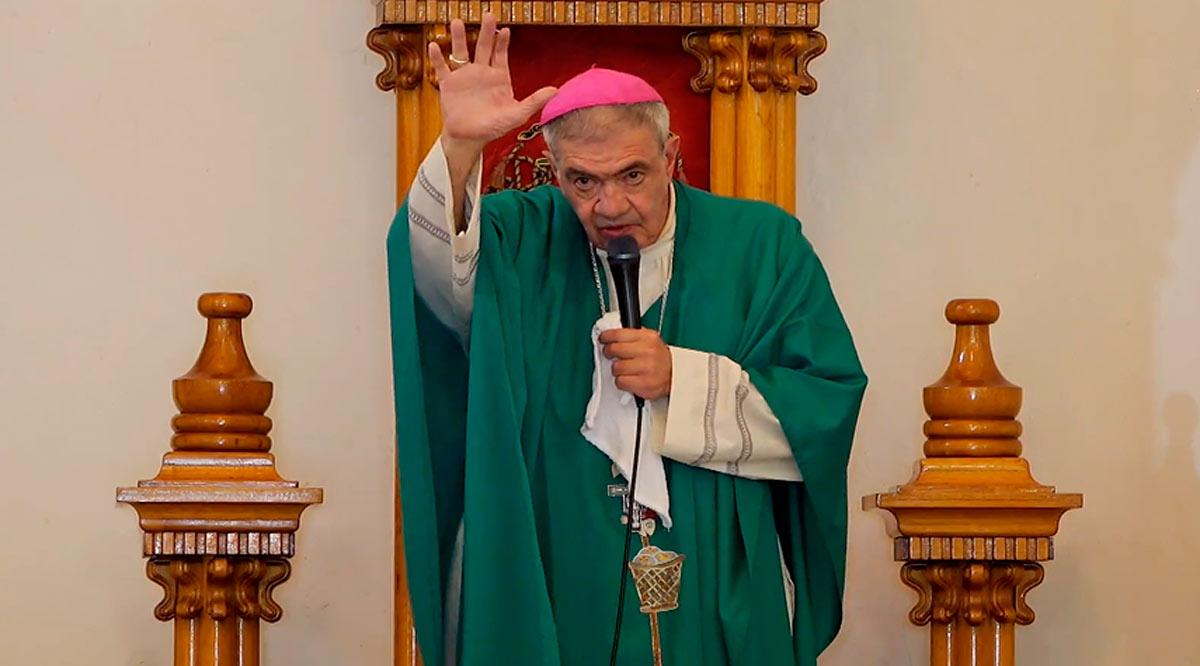 """""""Es una pregunta tonta"""", dijo el Obispo sobre la consulta ciudadana"""
