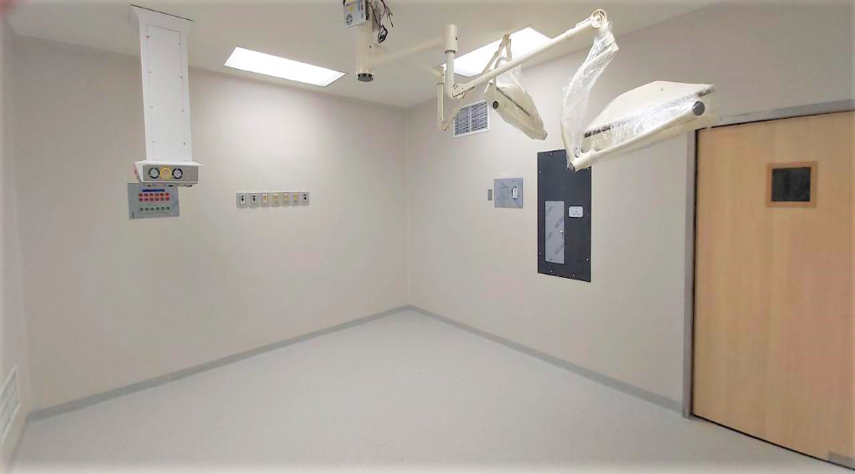 Habilitará IMSS una segunda sala de cirugía en HGSZ/MF No.26 de CSL