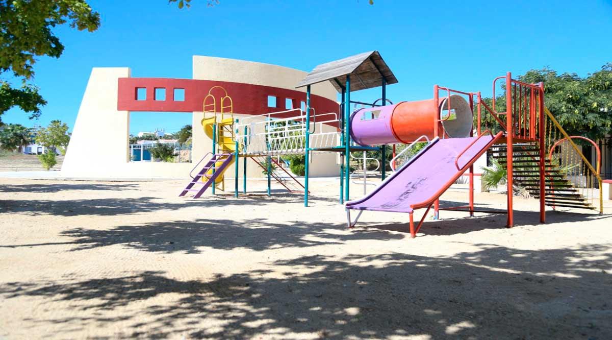 Permiten los parques públicos de Los Cabos aforos del 50%