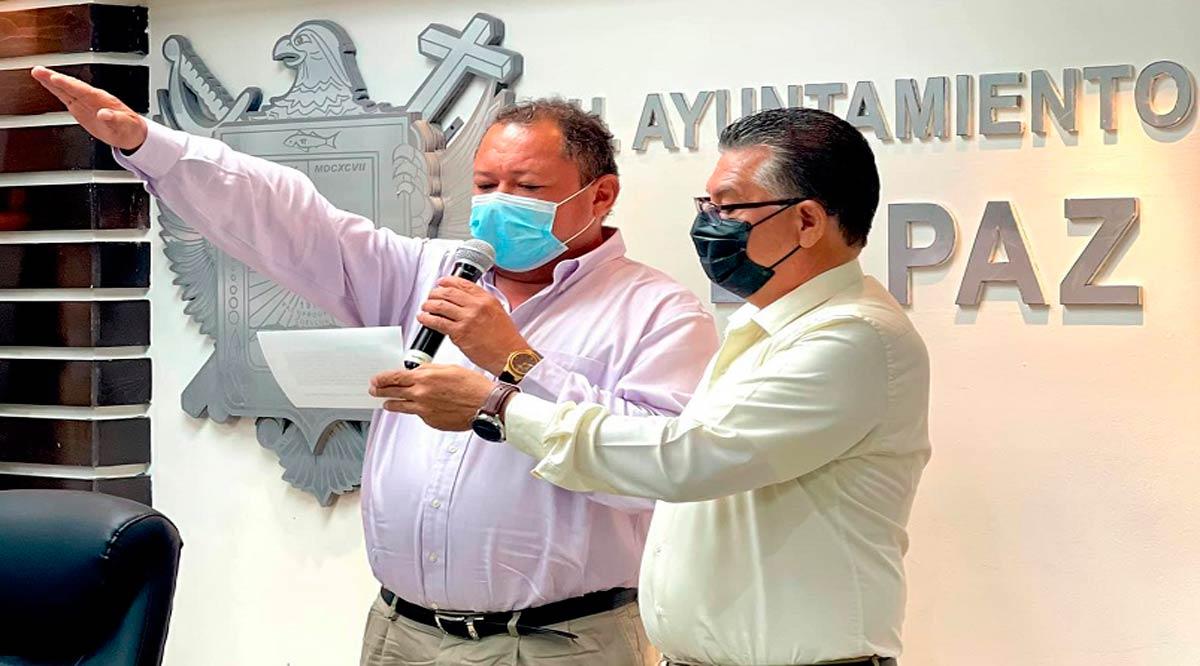 Nadie quiso la Alcaldía morenista de La Paz y se la quedó el PRS