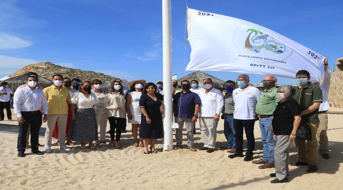 Se convirtió Los Cabos en el primer municipio de México en tener 5 Playas Platino