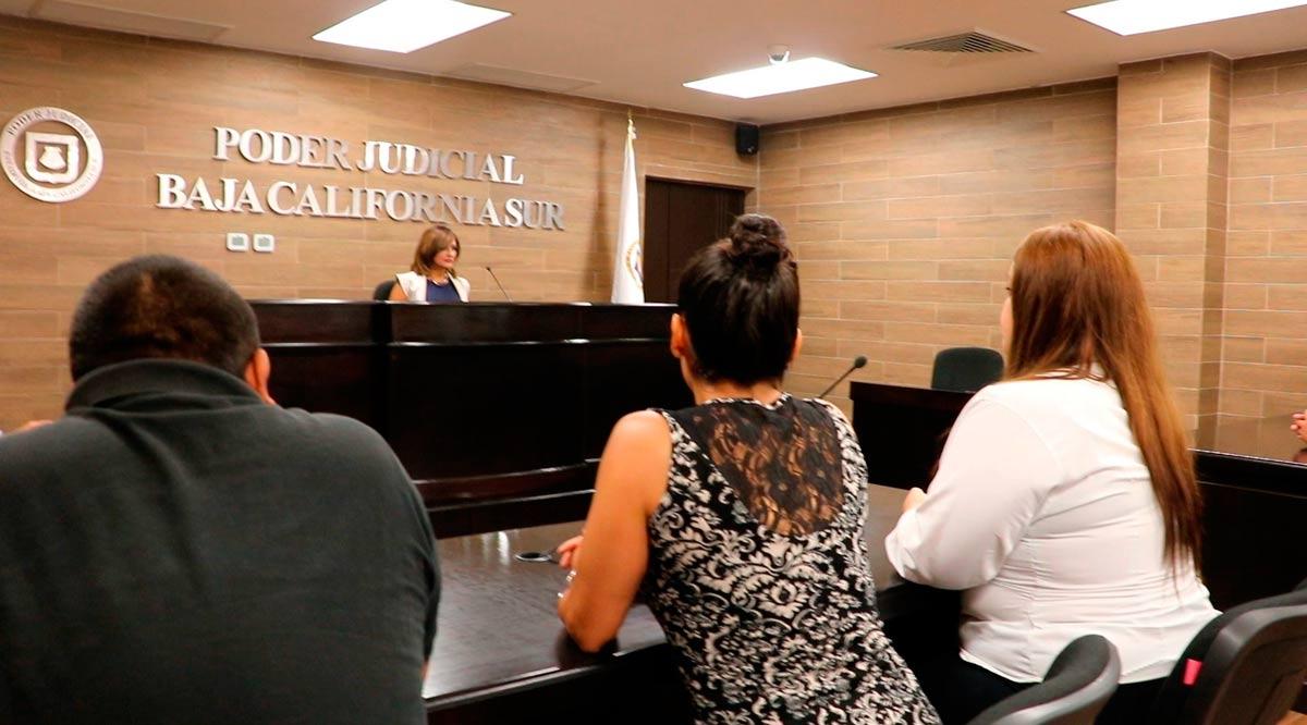 Obtuvo la PGJE 23 sentencias condenatorias por diversos delitos el primer semestre del 2021 en el norte de BCS