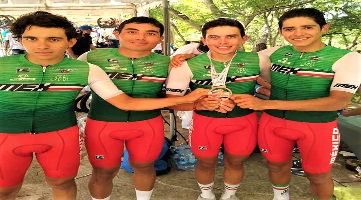 Bronce para Ricardo Peña en el Panamericano de Ruta